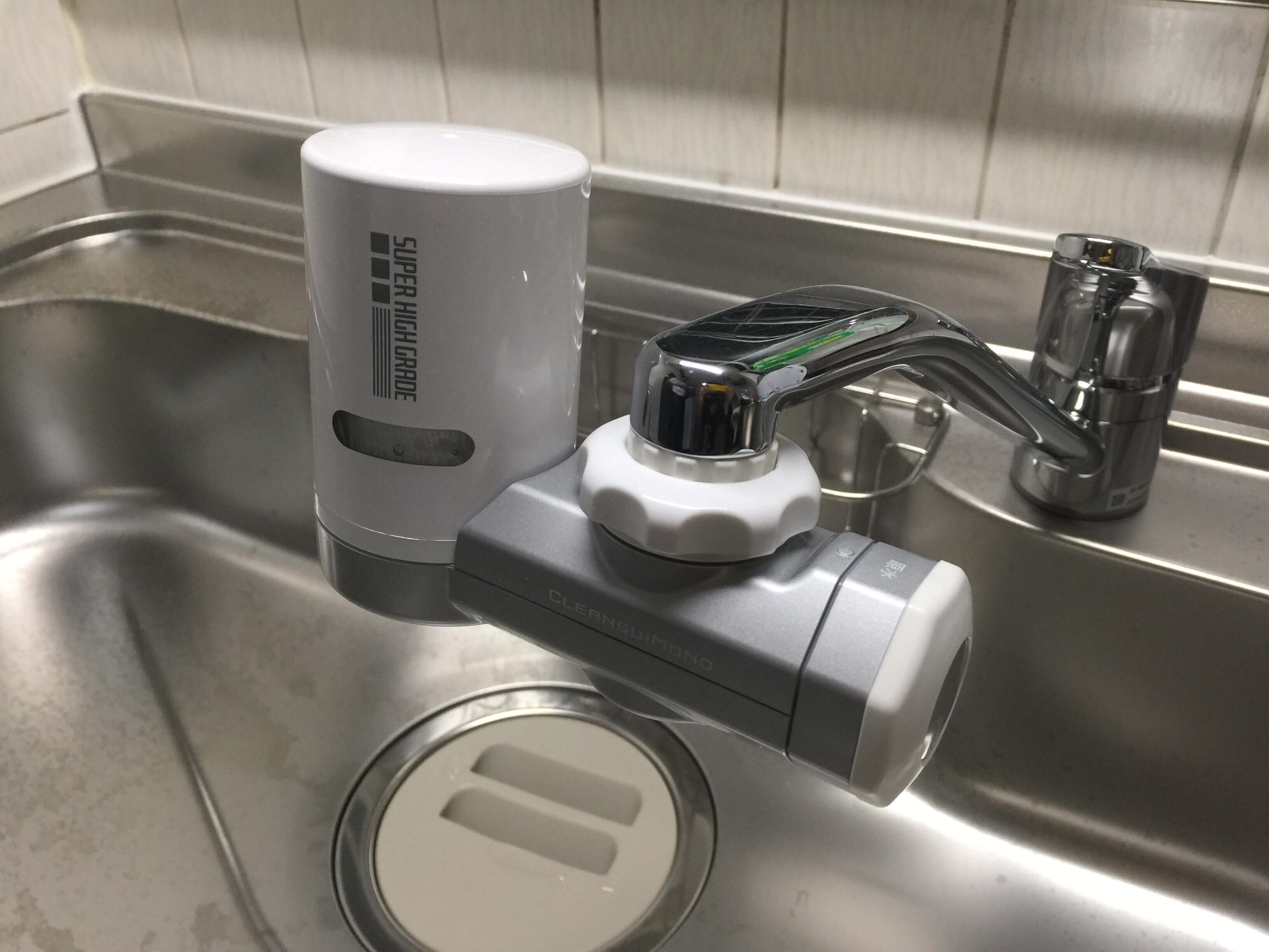 浄水 器 ニトリ